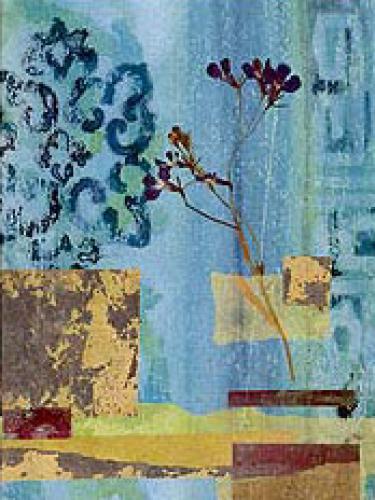 Mystic Blue II by Mandy Ng