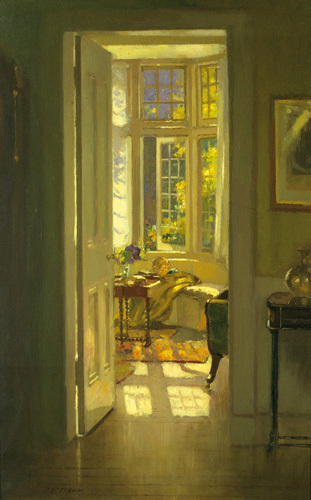 Interior - Morning by Patrick Adam