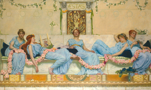 Interlude by Sir William Ernest Reynolds-Stephens