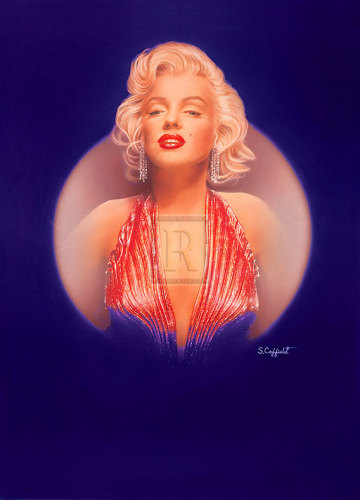 Marilyn by Stuart Coffield