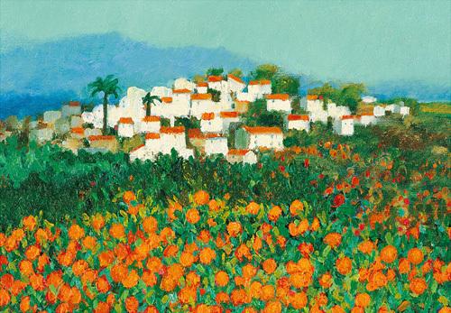 Majocar Andalucia by Hazel Barker