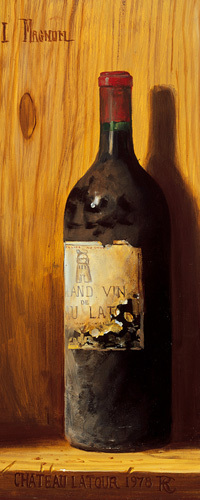 Chateau Latour, 1978 by Raymond Campbell