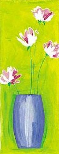 Freshly-Picked Flowers 1 by Kate Mawdsley