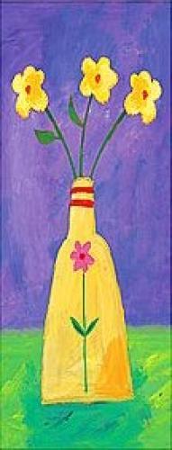 Floral Celebration III by Sophie Harding