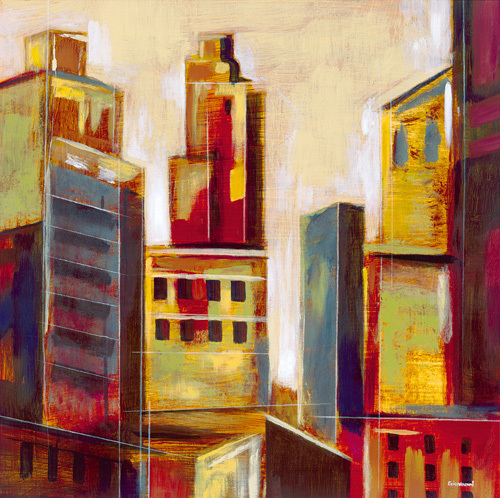 High Rise I by Giovanni