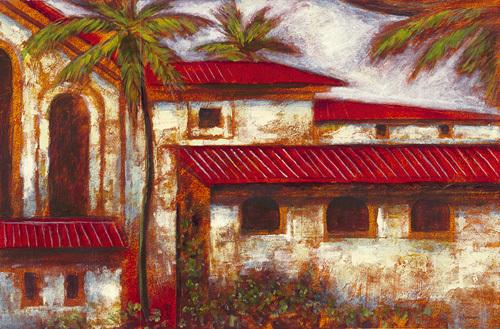 Villa Antiqua I by Giovanni