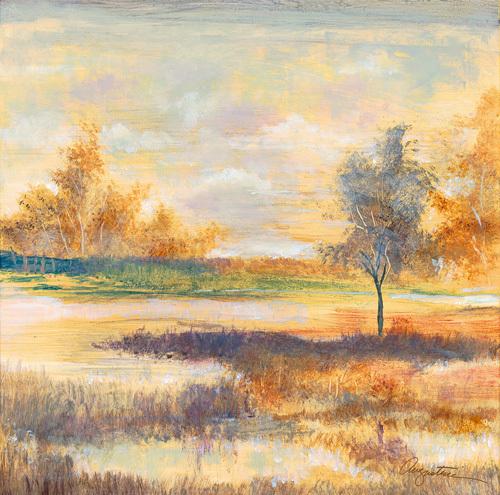 River Glade II by Joseph Augustine Grassia