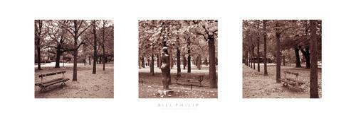 Jardins des tuilleries by Bill Philip