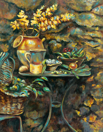 Autumn Comforts I by Taylor