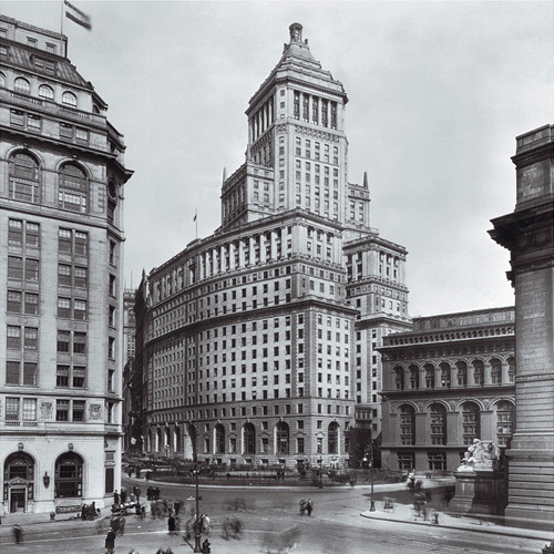 Standard Oil Building by Anonymous