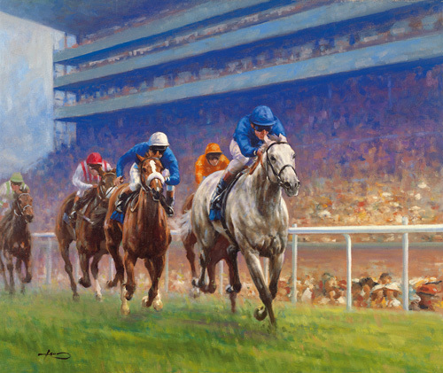 Diamond Stakes Ascot 1999 by Graham Isom