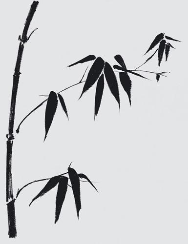 Bamboo II by Jenny Tsang