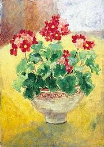 Primula by Esther Wragg