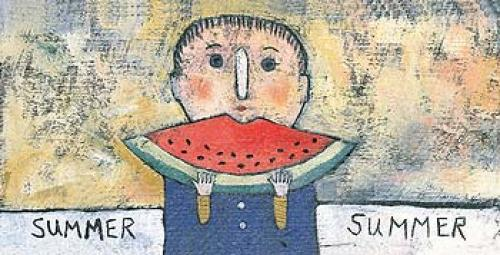 Summer by Barbara Olsen