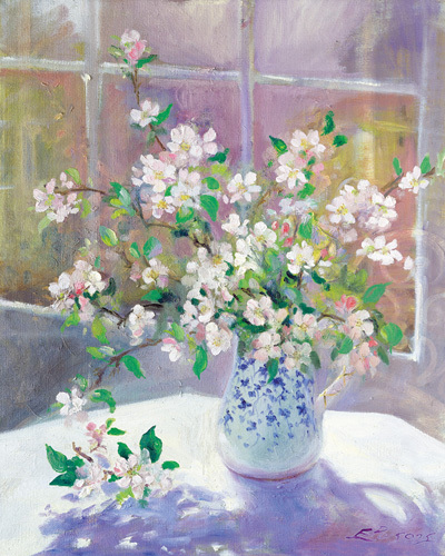 Spring Blossom by Elizabeth Parsons