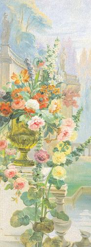 Scenic Panel I by P. Galland