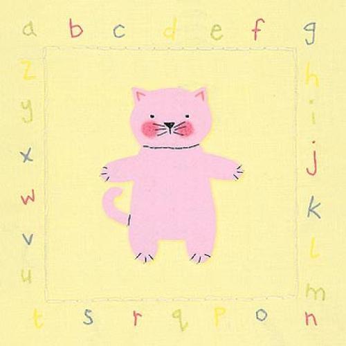 Alphabet Animals IV by Sophie Harding