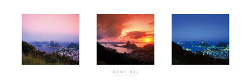 Colours of Rio II by Bent Rej