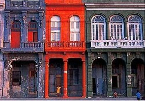 Malecon, Havana by Bent Rej