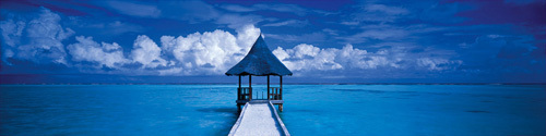 The Maldives by Peter Adams
