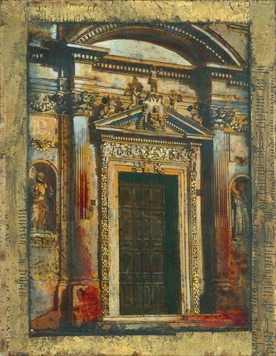 La Porta II by Joseph Augustine Grassia