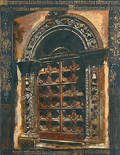 La Porta IV by Joseph Augustine Grassia