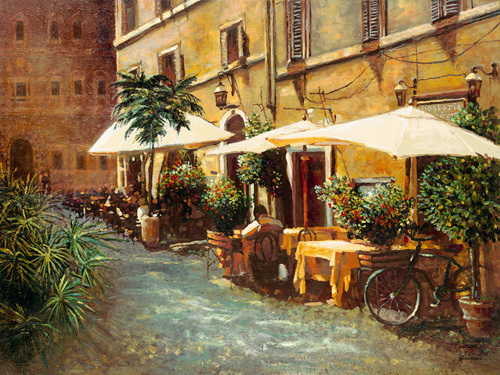 Morning coffee by Giovanni