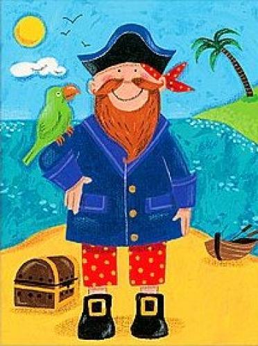 Treasure Island III by Sophie Harding