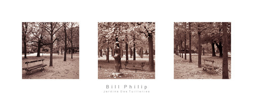 Jardins des Tuileries by Bill Philip