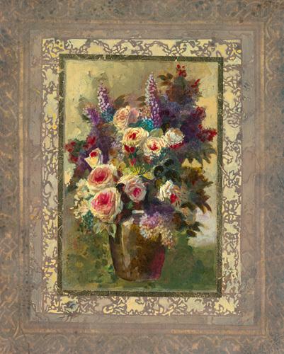 Floral Beauty II by John Douglas