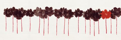 Poppy Drift I by Alice Buckingham