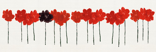 Poppy Drift II by Alice Buckingham