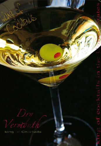 Dry Vermouth I by Teo Tarras