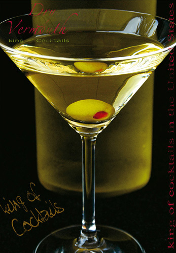 Dry Vermouth II by Teo Tarras