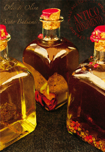 Aceto Balsamico I by Teo Tarras