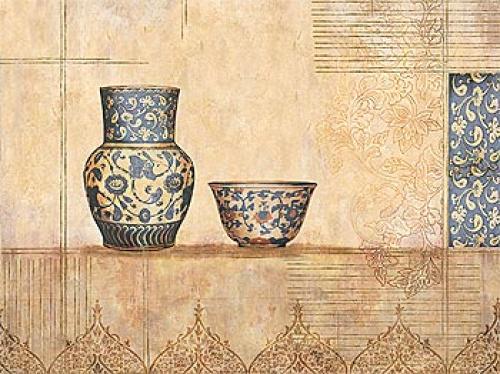 Isfahan by Linda Wood