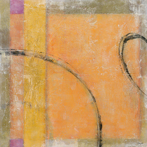 Palimpsest I by John Douglas