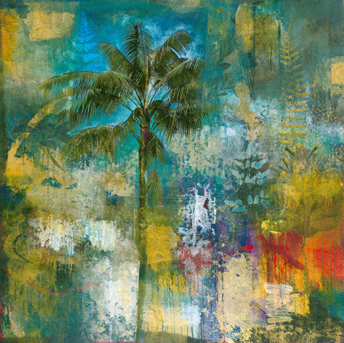 Tropical Isle I by John Douglas