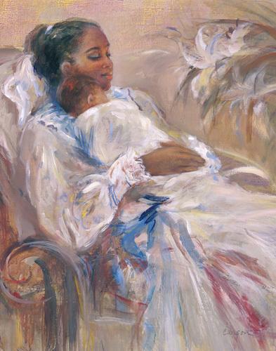 Undisturbed Love by Carson
