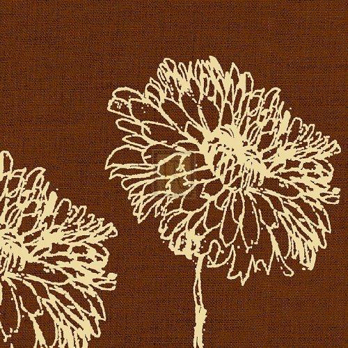 Chrysanthemum Square II by Alice Buckingham