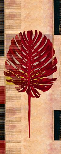 Cote Tropicale I by Linda Wood