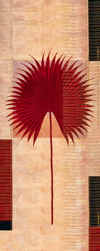 Cote Tropicale II by Linda Wood