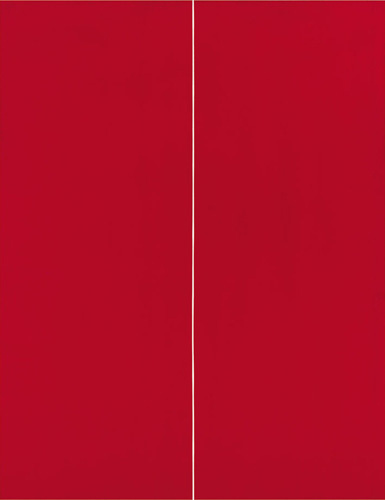 Be I by Barnett Newman