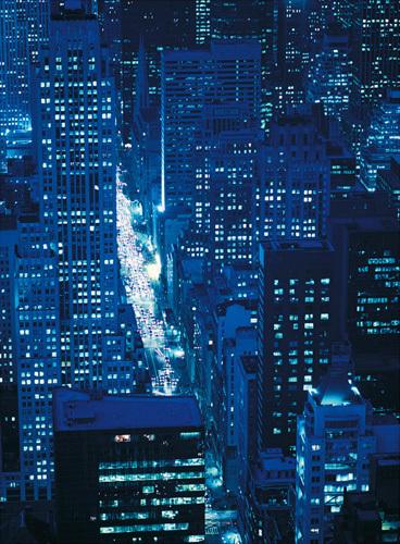 City of Light by Jeff Spielman
