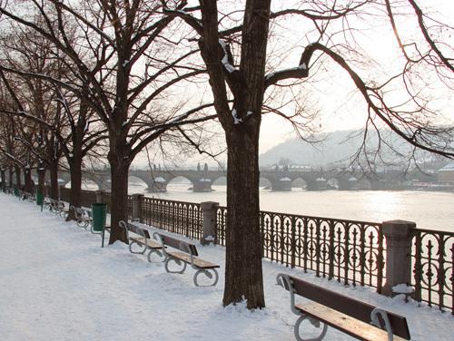 Winter Light by Bill Philip