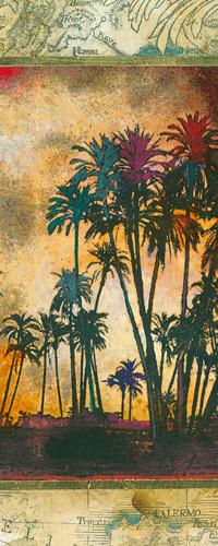 Tahitian Sunset II by John Douglas