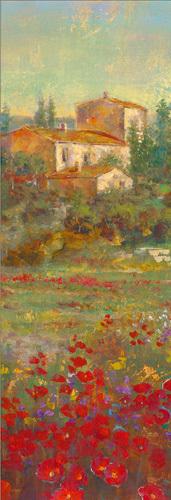 Provencal Village V by Longo