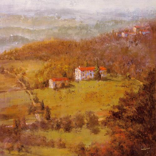Wine Country II by Longo