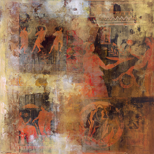Etruscan Vision II by John Douglas