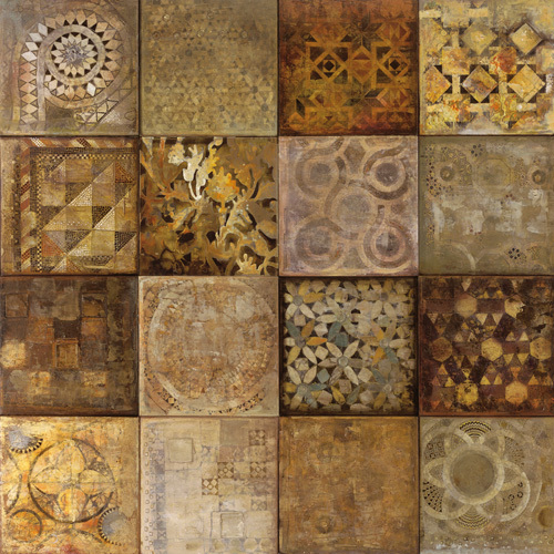 Geo Mosaic by John Douglas